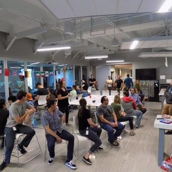 Mitratech - We bring fun into our workspace with our very own Office Olympics