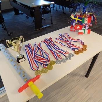 Mitratech - We take our Office Olympics seriously