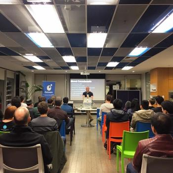 Outware Mobile - We regularly support, attend and sponsor community events such as YOW! Connected, Melbourne Cocoaheads, and Android Meetup.