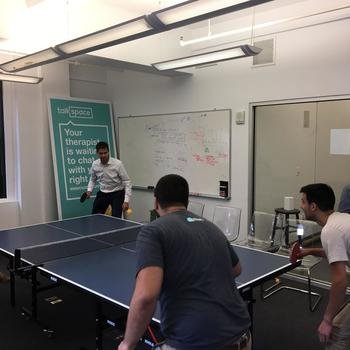talkspace - Ping pong finales