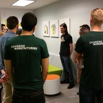 Engineering USA - Team Meeting @ Hyla Soft USA