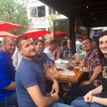 Engineering USA - Company Happy Hour @ Parlor Pizza Bar