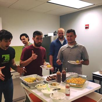 Engineering USA - Monthly Office Potluck