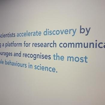 ELIFE SCIENCES PUBLICATIONS, LIMITED - The organisation's mission is the first thing you see when you get to the office