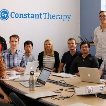 Constant Therapy - Open environment with everyone contributing to achieve our goals