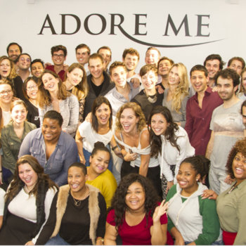 Adoreme, Inc. - Adore Me is a great place to work, with a culture that is fun, young and vibrant.  Opportunities for growth are amazing in the work-hard play-hard environment.