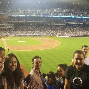 Quovo - Team outing: Let's go Mets!