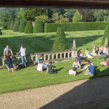 ELIFE SCIENCES PUBLICATIONS, LIMITED - Relaxing in the Cambridge sunshine at one of our regular Summer Events