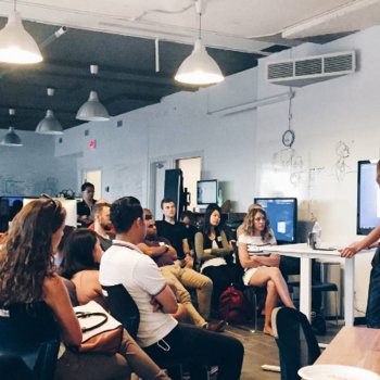 Kinetic Commerce - We host monthly meet ups to educate and share knowledge with others
