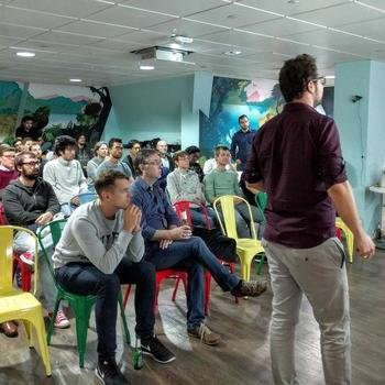 Gamesys - Meetups @ Gamesys