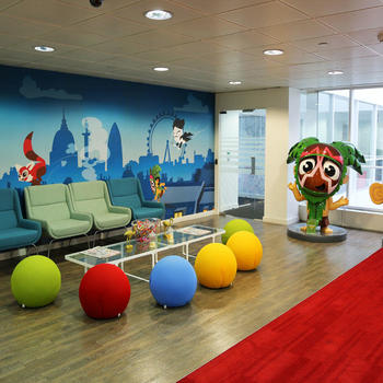 Gamesys - Our Reception