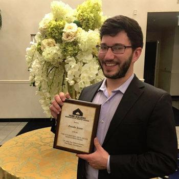 Enodo Score - Founder Marc Rutzen received the Chicago Real Estate/Housing Innovation Award for using big data to enhance real estate development