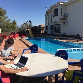 iwoca - Tech Retreat (November 2016)