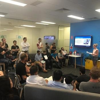 Health Engine - We run our own internal hackathons. For two days, we pitch, create new teams and build stuff, and most of them get resourced further.