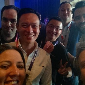Health Engine - Winner of Best SaaS Company at StartCon 2016. CEO, COO, most of the growth team, and others spent two days at event and in private discussions with global leaders in growth from Uber, AirBnB, Pinterest and Grubhub, eating and drinking together.