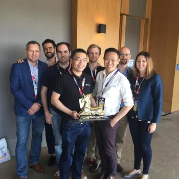Health Engine - Winner of Best SaaS Company at StartCon 2016. On our way to unicorn status. Seriously. Get on board.