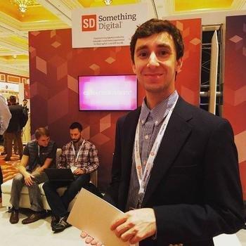 Something Digital - We love attending conferences!