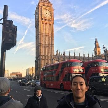 RotoQL - Work trip to London (December4, 2016)