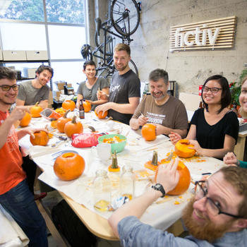 Fictiv - Halloween @ Fictiv!