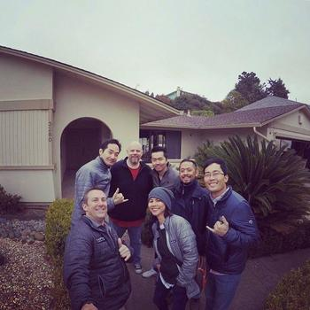 Homma - Product team at our smart home in Hayward