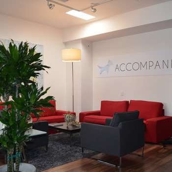 Accompani, Inc. - Bright, modern office in downtown Los Altos