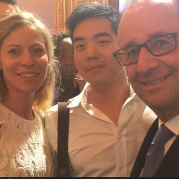 Bayes Impact - Partnered with the French President, Francois Hollande, to launch Bob Emploi, our unemployment advisor