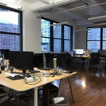 Two Bulls LLC - Our DUMBO office