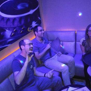 Gigaspaces Technologies, Inc. - Karaoke nights!