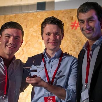 Tessian - LegalGeek Best Machine Intelligence winners!