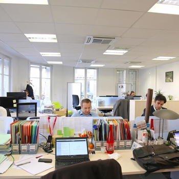InterCloud - Nos bureaux sont en plein Sentier...