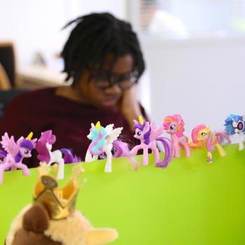 InterCloud - Les petits poneys sont acceptés chez InterCloud