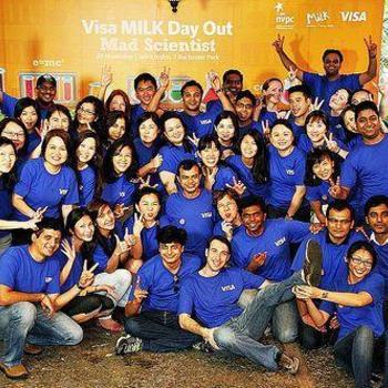 Visa Inc. -