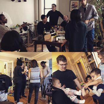 Gro Intelligence - We find that we do our best work when we legitimately enjoy spending time with each other. We love organizing a few social events every quarter!