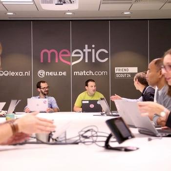 MEETIC - Company Photo