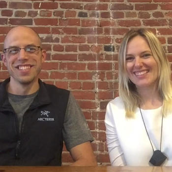 Elevate Security - Robert and Masha are the Co-founders of Elevate Security!