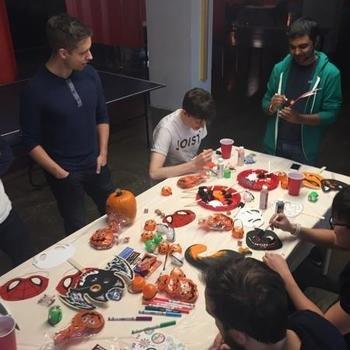 Joist Software Inc. - Halloween @ Joist!