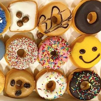 SFEIR - Des donuts pour la SFEIR School Angular au Luxembourg