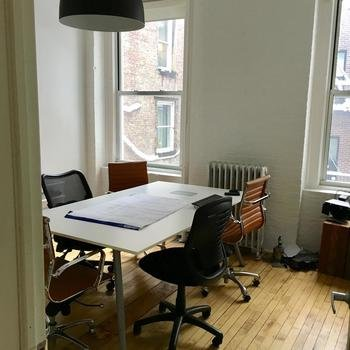 Sealed - Light and bright office space in Flatiron (across the street from Trader Joe's!)