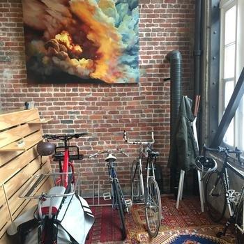 Presence - Bike parking