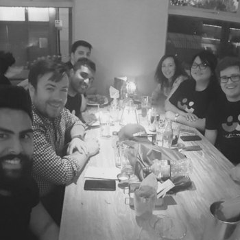 Third Space Learning - Food.. team dinner!!