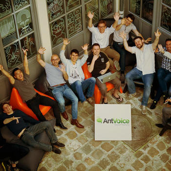 AntVoice - L'équipe d'AntVoice