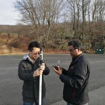 goTenna - Some of our engineers doing field QA (preceded by lab QA) for one of our new products. (Dec. 2016)