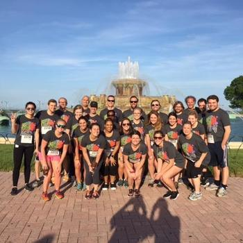The Marketing Store - Chicago JP Morgan Corporate Challenge