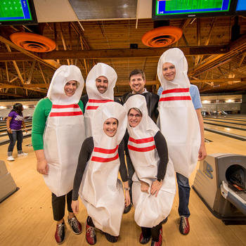 The Marketing Store - BBBS Bowling Event