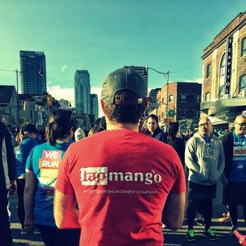 TapMango - We love supporting local causes!