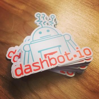 Dashbot - We have good stickers.