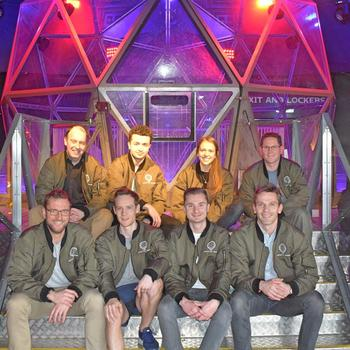 Nested - A battle of brains and brawn at The Crystal Maze