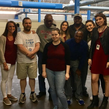 Echo Global Logistics, Inc. - In Q1 Women in Logistics Dallas donated over $1,500 worth of clothing to the @AustinStreetCtr, a shelter for the homeless!