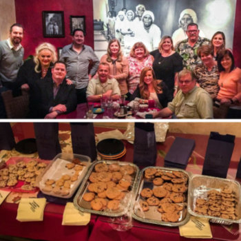 Echo Global Logistics, Inc. - Echo OC held a baking contest during the team's night out—with tasty results!