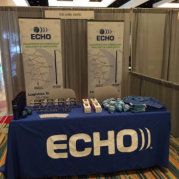 Echo Global Logistics, Inc. - Learn how Echo can simplify your logistics at conferences!